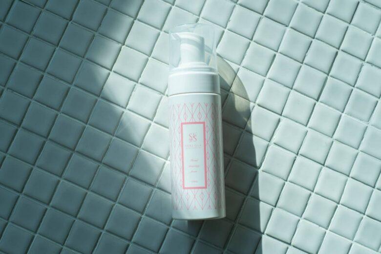 CBD配合洗顔フォーム